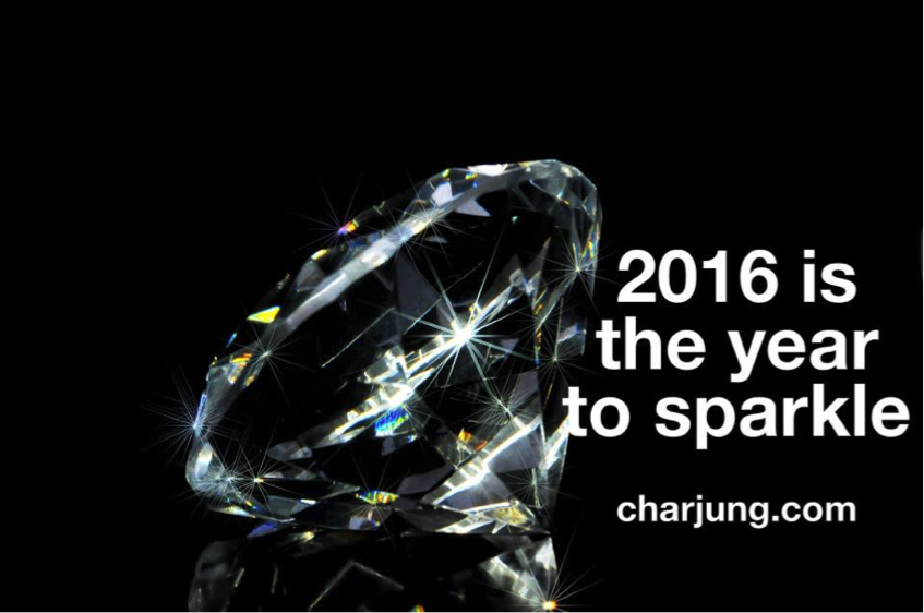 2016 is the year to sparkle!